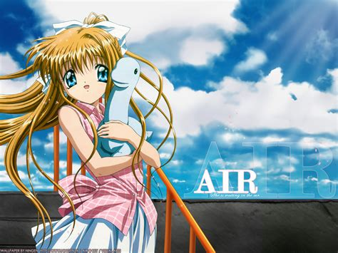 Air Anime Wallpaper - air review deluscar