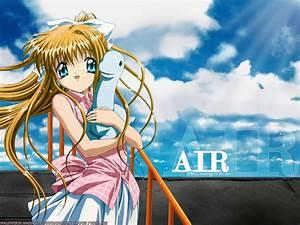 Minitokyo Anime Wallpapers Air[96498] «Minitokyo «Topics ...