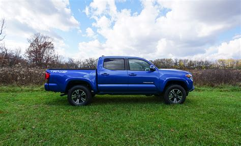 Daily Driving The 2016 Toyota Tacoma Trd Sport 4x4
