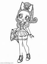 Coloring Omg Pages Dolls Doll Xcolorings Popular sketch template
