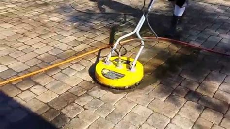 paver cleaning
