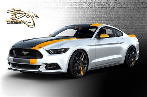 mustang modified eight modified 2016 ford mustangs heading to sema motor