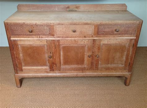 A Heals Oak Sideboard Or Dresser C 1930