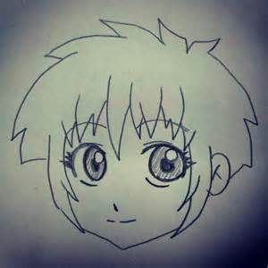Drawings of Easy to Draw Anime Characters