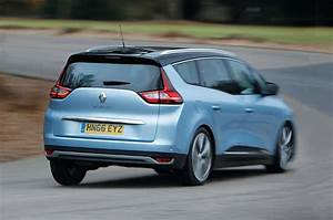 Renault Grand Scenic Review  2019