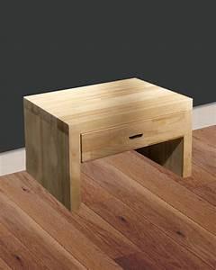 Table De Chevet Wengé : achetez votre table de chevet ama avec ou sans tiroirs ~ Teatrodelosmanantiales.com Idées de Décoration
