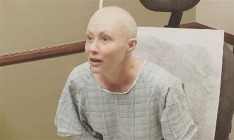 shannen doherty begins frightening radiation treatment