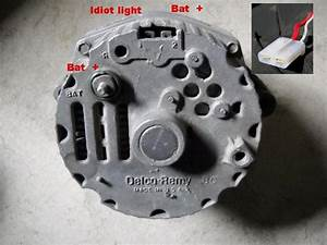 Idiot Light For Alt