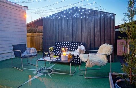 outdoor magic how to decorate with lights