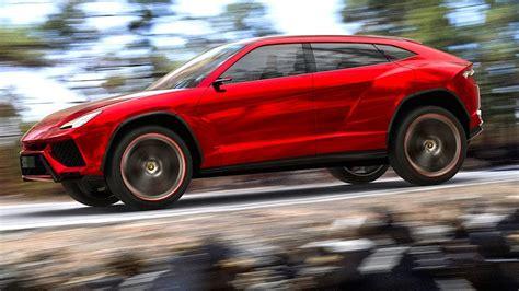 Lamborghini Urus Suv 2018 Teaser Video Lamborghini Suv