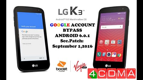 Lg K3, K7, K8 Bypass Google Account Frp! Fast, No Otg, Pc