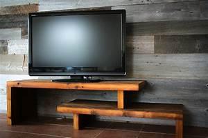 Meuble Tele En Bois : meuble tele rustique maison design ~ Melissatoandfro.com Idées de Décoration