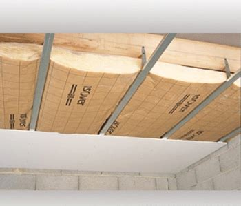 isolation garage plafond tableau isolant thermique