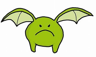 Monster Clip Clipart Cartoon Transparent Creature Cliparts