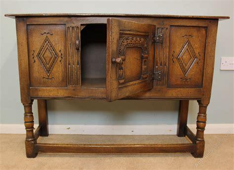 Antique Oak Dresser Base, Sideboard