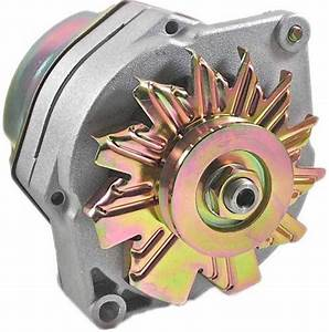 New Mercruiser Marine Alternator Fits Delco 3 Wire 110 Amp