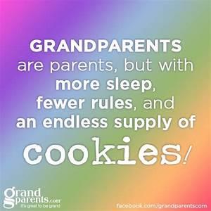 Cute Quotes About Grandparents. QuotesGram