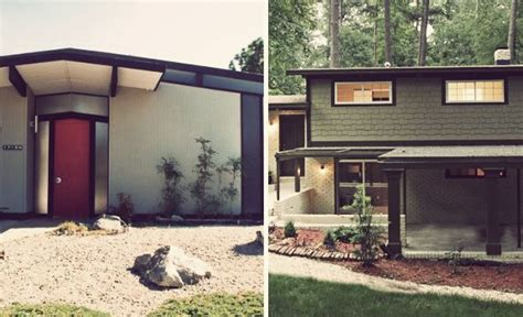 25 best mid century modern exterior house colors images on exterior house colors