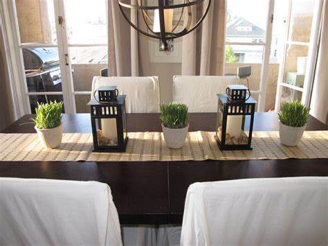 making dining room table centerpieces loccie