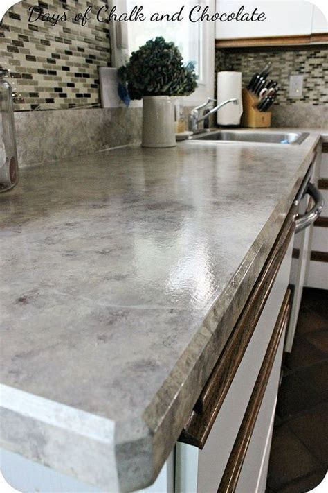 inexpensive countertop makeovers   super high