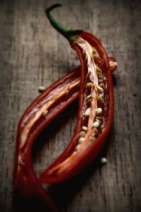 Chili Pepper Hot Peppers In 2019 Stuffed Peppers Food