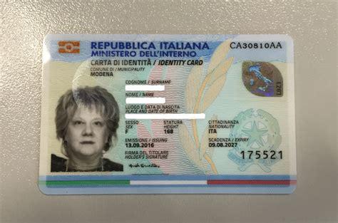 Ufficio Anagrafe Di Modena by Carta D Identit 192 A Modena 200 In Arrivo Quella Elettronica