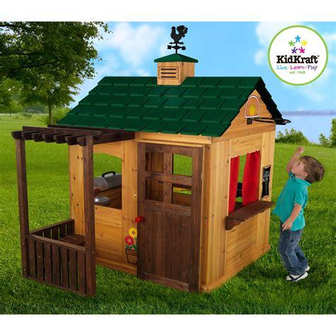 kidkraft activity playhouse  hayneedle