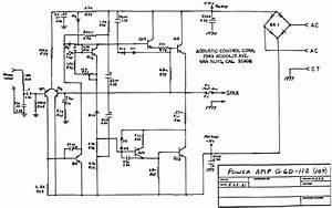 Prowess Amplifiers - Misc - Schematics