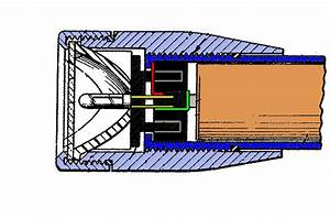 Mini Maglite Assembly Diagram