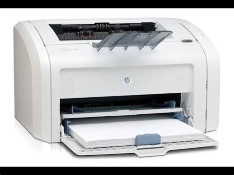 Click on above download link and save the hp laserjet 1018 printer driver file to your hard disk. HP LaserJet 1018 Printer Driver (Direct Download ...