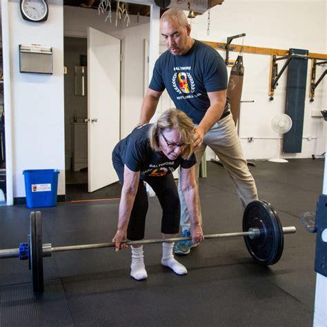 kettlebell baltimore deadlift older etts stronger builds bones exercise lift mary learning club training