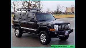 Jeep Commander 2017 Release Date