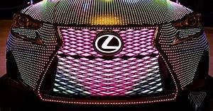 Led Light New York Get Up In Lexus Lit Is 39 S Mesmerizing Light Display