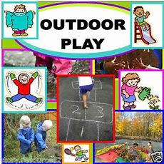 Outdoor Play Teaching Resources New Eyfs Framework 2012 Maths Letters And Sounds Ebay