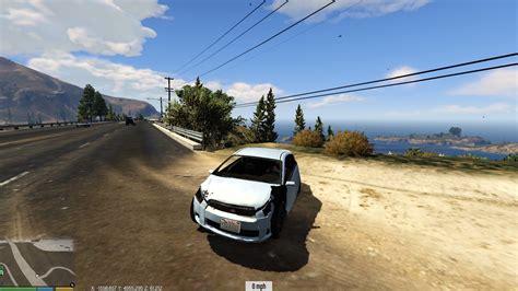 Real Vehicle Damage Gta5modscom