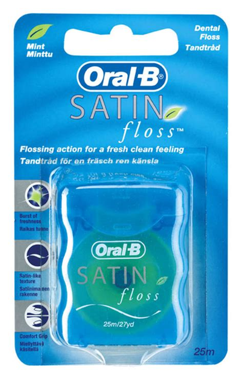Oral B Satin Floss 25m - survival-32 - Direct to Home