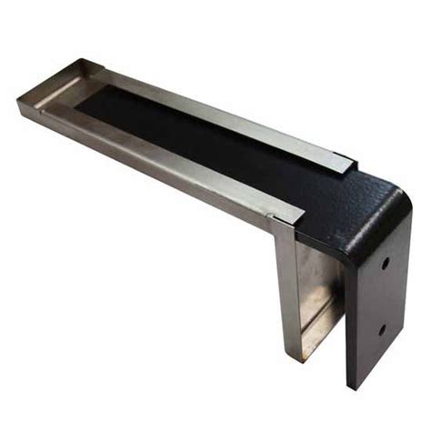 Metal Brackets For Countertops - federal brace providence novelle counter support bracket