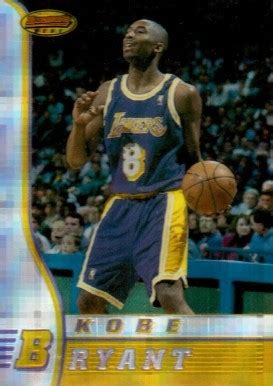valuable kobe bryant rookie cards  sports cards