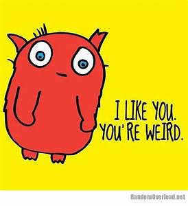 I like you, you're special - RandomOverload