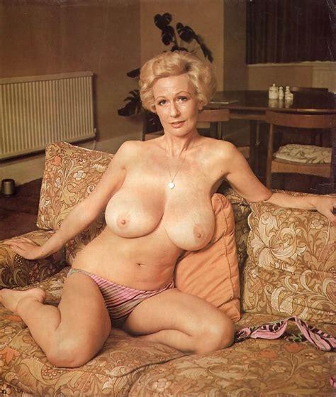 German Oma Panties