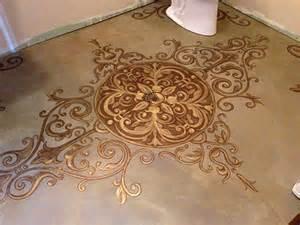 Paper Bag Floors Concrete Picture