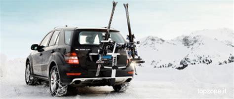porta sci per auto portasci magnetico i migliori porta sci per auto