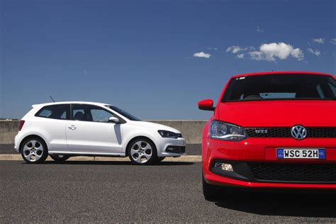 volkswagen polo gti launched  australia