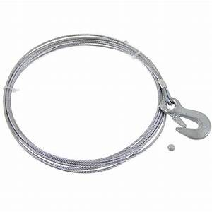Superwinch Replacement Winch Wire Rope  5  32 U0026quot  X 25 U0026 39  Superwinch Accessories And Parts Sw1535