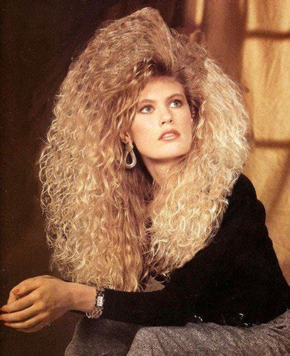 Hairstyles In The 80s by Throwback To The 80 S With These Memorable Hairstyles
