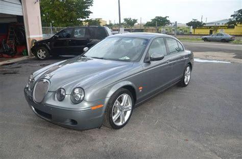 Sell Used 2006 Jaguar S-type R Sedan 4-door 4.2l