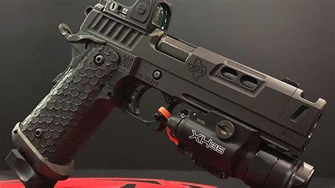 New from STI International: The DVC Omni Pistol
