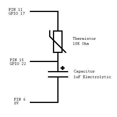 Simple Thermometer Using Circuit Thorn Solutions