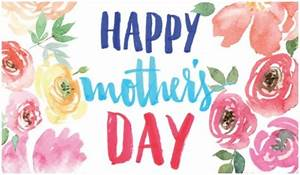 Happy Mother's Day 2018   8th May   Theme   Celebration ...