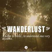 Wanderlust Quotes wand...